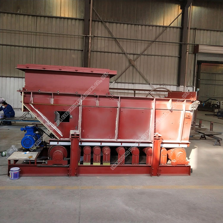 GLD800/5.5 /S belt feeder