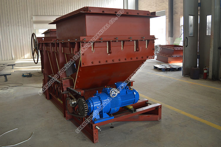 GLD800/5.5 / B belt feeder