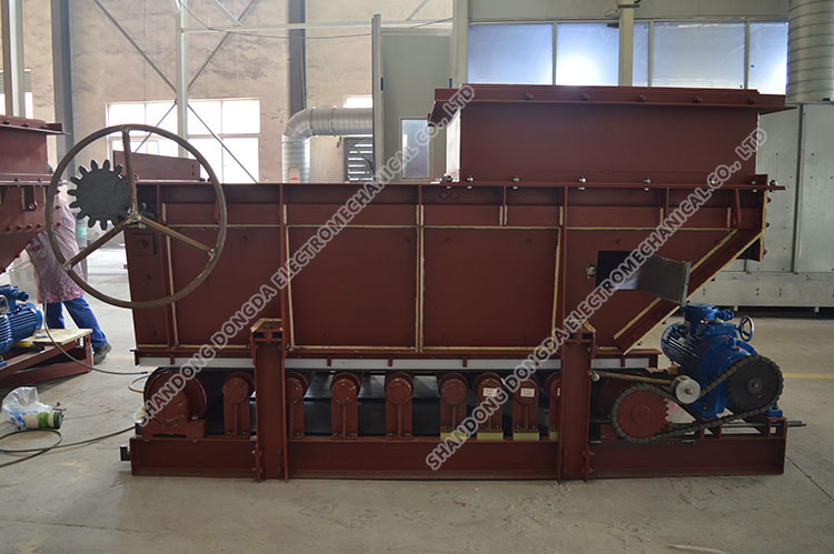 GLD3300/7.5 /S armour belt feeder