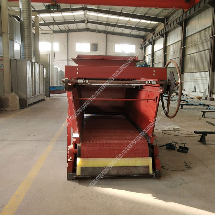 GLD330/7.5 /B belt feeder