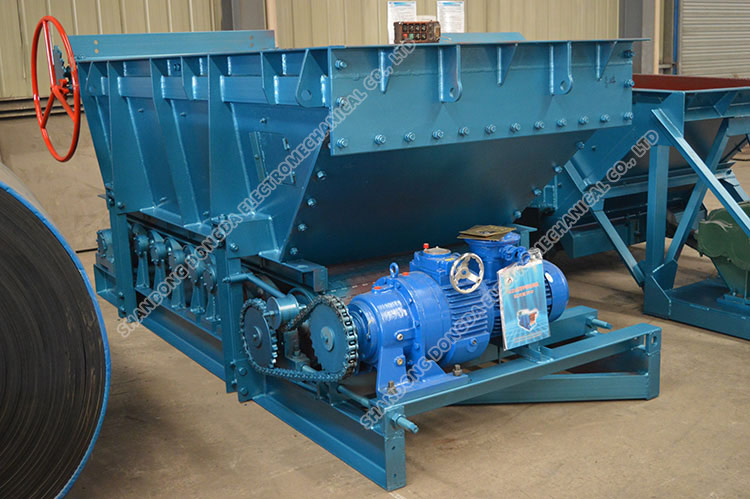 GLD1500/7.5 /S belt feeder