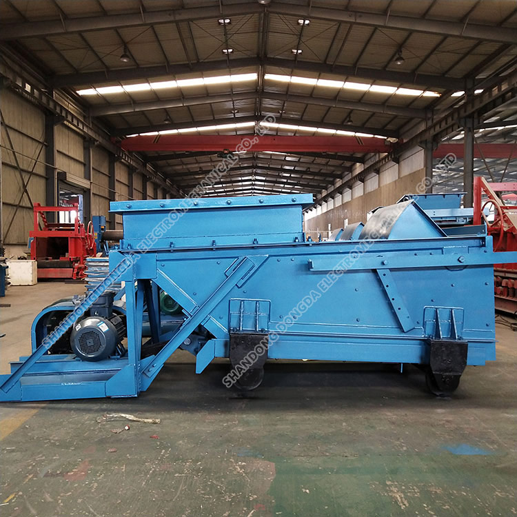 GLW225/4 /S reciprocating feeder