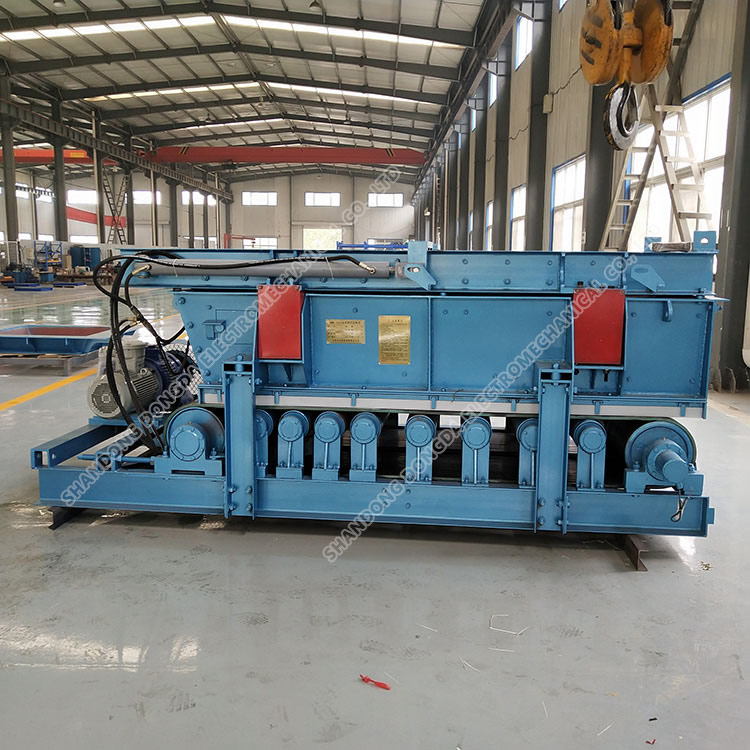 GLD1500/7.5 /S weighing feeder