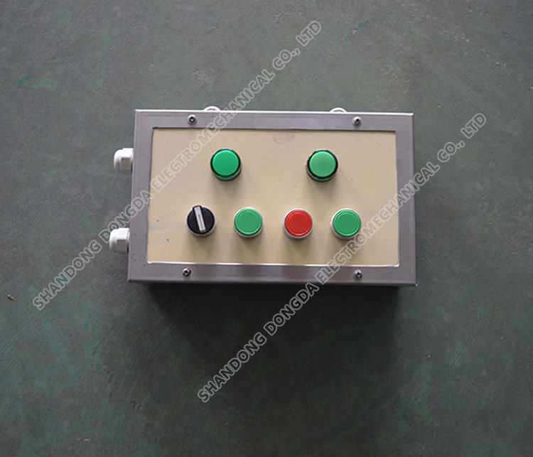 Ah0.6/12 Mine safety type button box