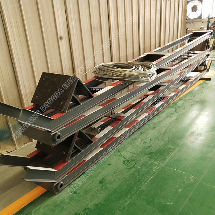 QZCL pneumatic retaining beam