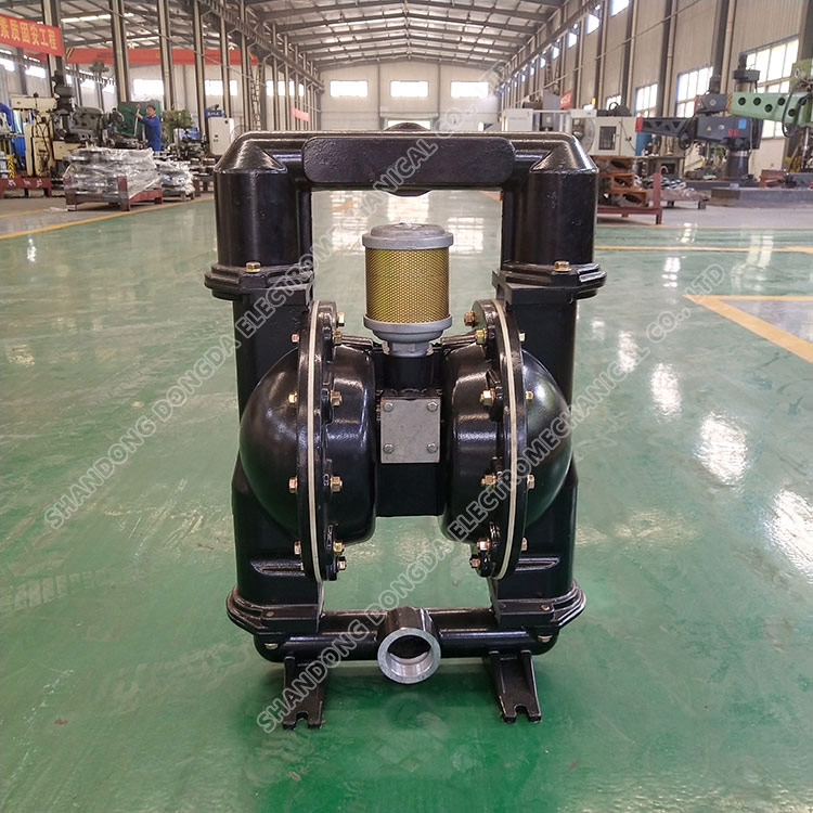 BQG series pneumatic diaphragm pump for mine