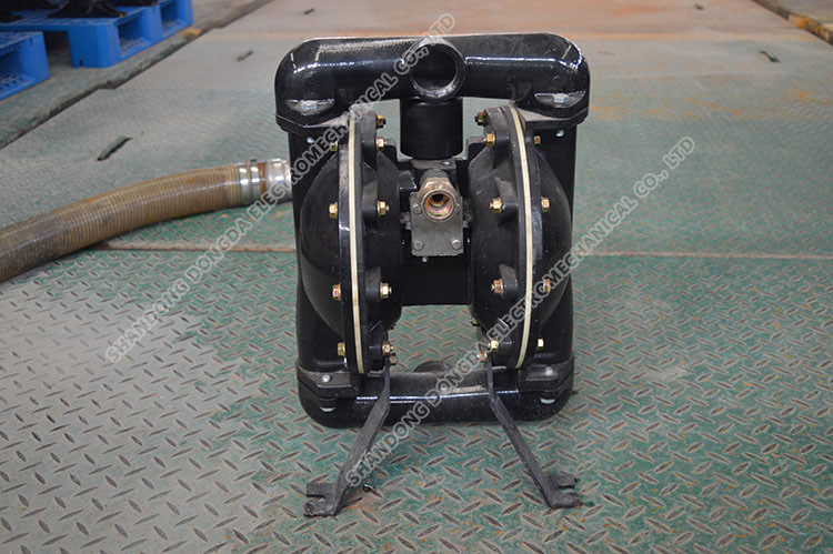 Bqg100/0.4 Pneumatic diaphragm pump