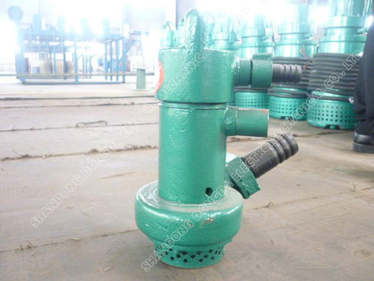 FQW mine pneumatic submersible pump