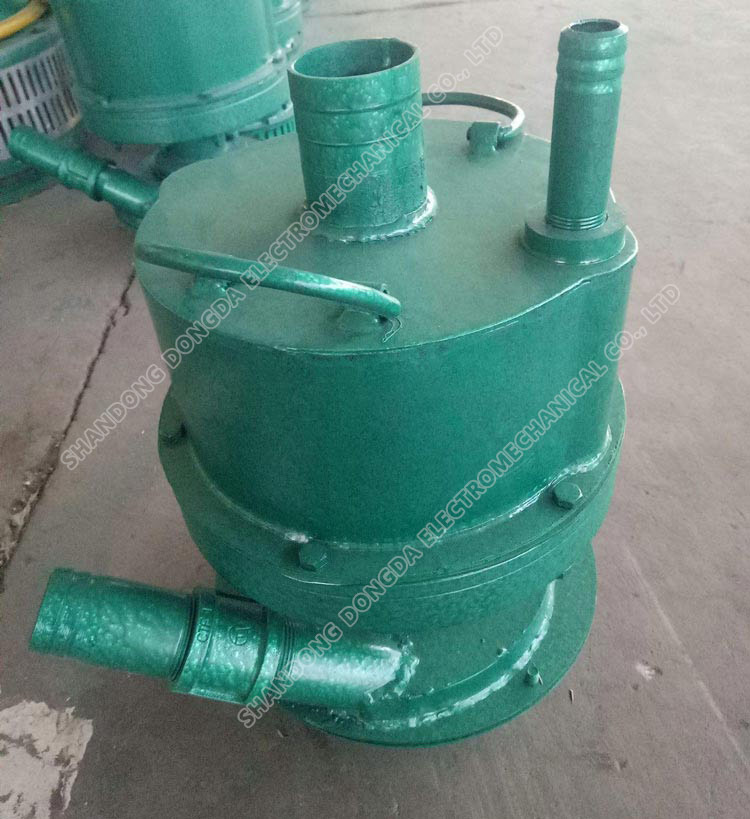FQW60-20/Kpneumatic submersible pump for mine