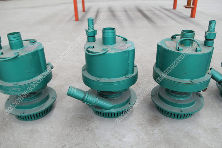 FQW48-12/W mine pneumatic submersible pump