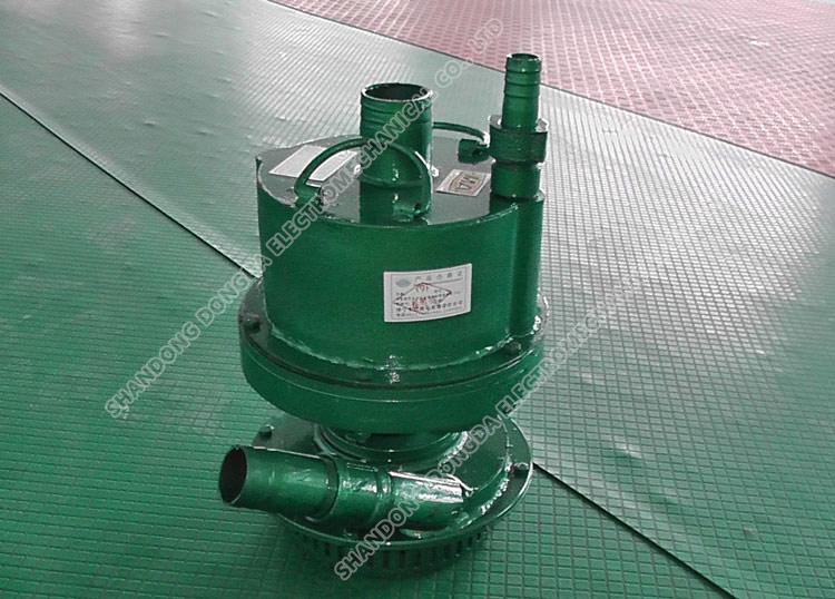 FQW40-20/W mine pneumatic submersible pump