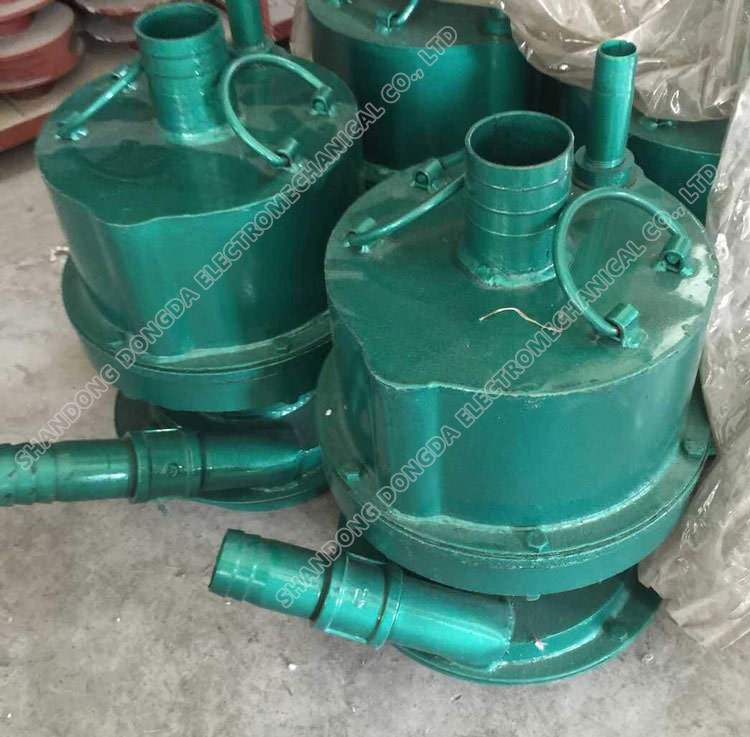 FQW30-18/W pneumatic submersible pump for mine
