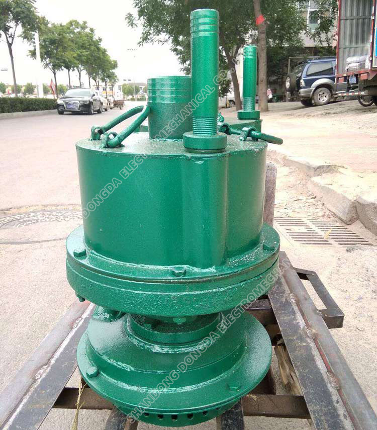 FQW25-50/W pneumatic submersible pump for mine