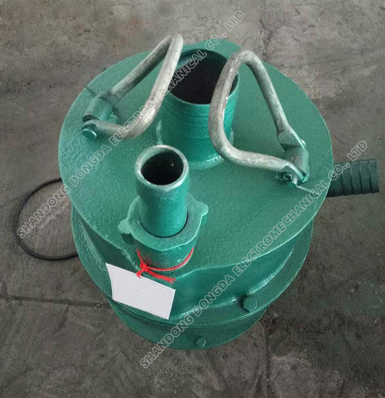 FQW20-25/W mine pneumatic submersible pump