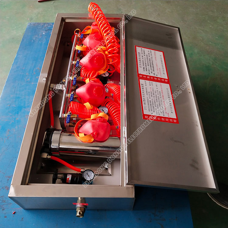 ZYJ-M6 pressurized air supply self-rescue device